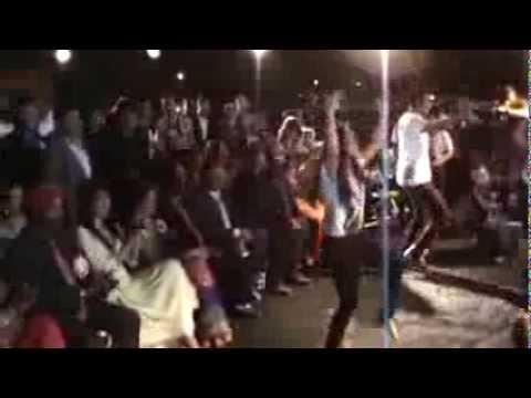 dance with Priyanka Chopra