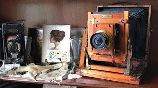 By Wingett's Vintage Camera Collection