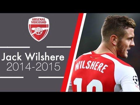 Jack Wilshere - Midfield Magican - 2013-14