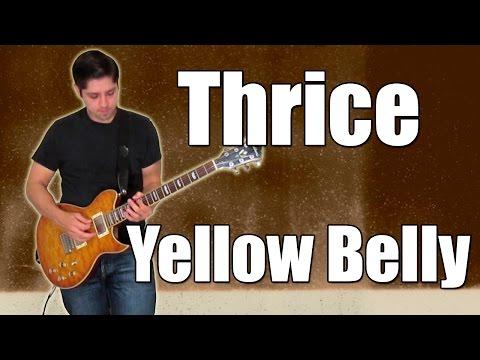 Thrice - Yellow Belly (Instrumental)