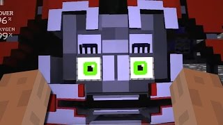 PLAYING FNAF SISTER LOCATION IN MINECRAFT?!