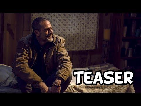 The Walking Dead Season 9 Finale 'Negan's Freedom & Rick Movie Connection' Teaser Breakdown