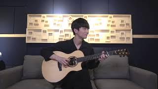 (BTS) Boy With Luv (작은 것들을 위한 시) - Sungha Jung