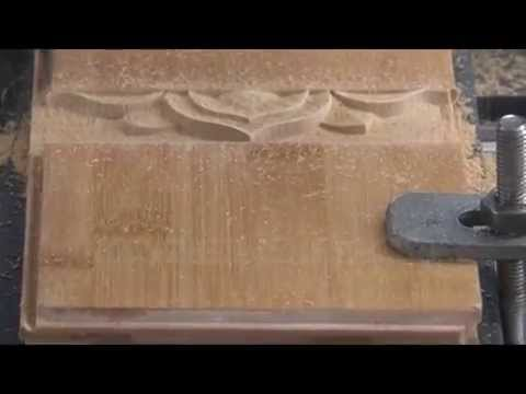 Gravage de plaque de bois pour decoration interieur youtube - Plaque de decoration ...