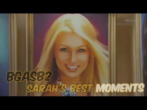 BGASB2 Sarah's Best Moments