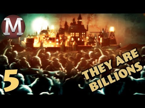 They Are Billions #5 - FOUNDRY [Beta Gameplay]