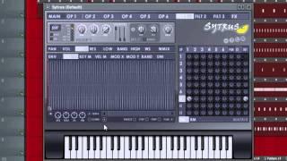 FL Studio 10 - DUB LUV - how to make that