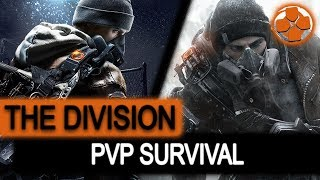 The Division 🔴 PVP Survival | Weekly Assignment | PC Gameplay 1080p 60fps