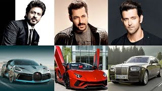 Most Expensive Cars Of Bollywood Actors | Bollywood Actors Cars Collection | Luxurious Cars