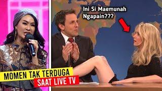 Pamer CD Saat LIVE..!! Deretan Momen Tak Terduga Saat LIVE #2