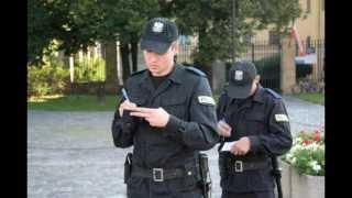 Antoś Szprycha - policyjna pała