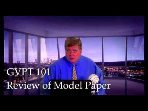 Model APA Research Paper GVPT 101