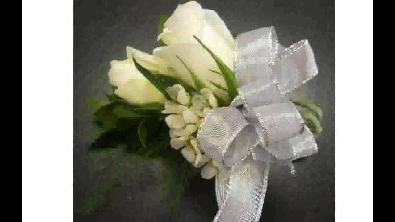 Carithers Corsage Flowers Youtube