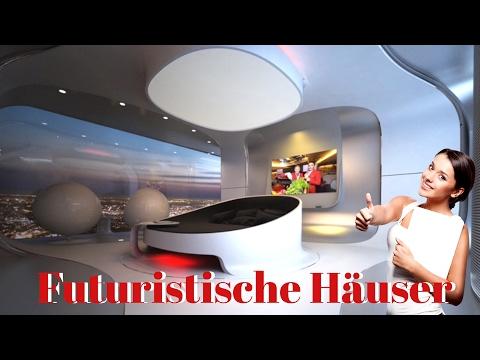 Luxushäuser und Futuristisch