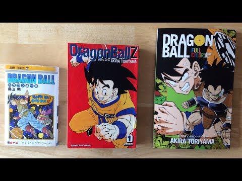 Dragon Ball Color Vol 1 Manga Review