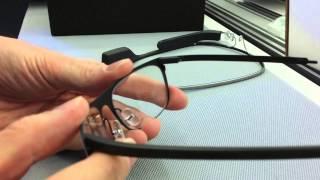 My Google Glass Prescription Lens Frames Unboxing Adventure