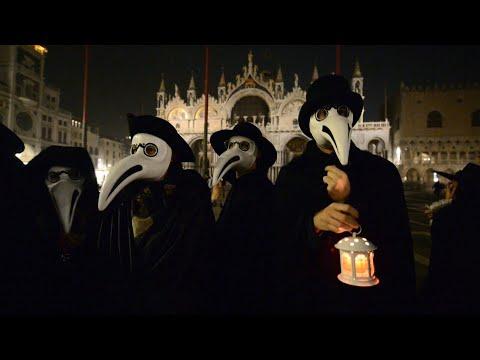 Procession à Venise contre la peste aux temps du coronavirus | AFP News