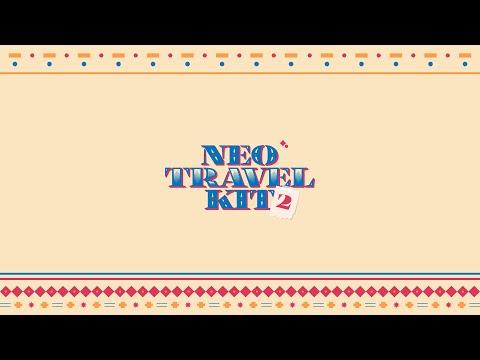 Neo Travel Kit 2 - Compilación de Punk, Ska y Hardcore Colombiano (2021)