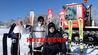 Откриване на НОВАТА СКИ ПИСТА в Котел www.kotelnews.com