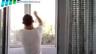 Москитная сетка на окна от JB Production(В этом видео москитная сетка на пластиковые окна показана как очень практичная в эксплуатации антимоскитн..., 2014-07-21T16:54:40.000Z)