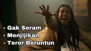 Review Ratu Ilmu Hitam | Film Horor Penuh Teror Menjijikan #Saiton