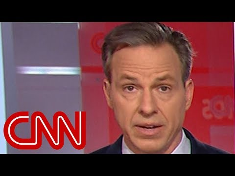 Tapper lists questions Mueller report could answer