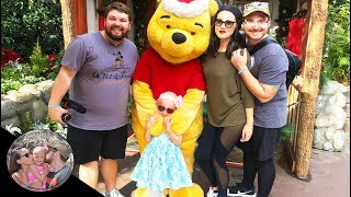 Brian Hull spent all day with us in Disneyland! *He's amazing!* | Disneyland vlog #79