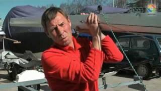 Видео-урок о разоружении яхты