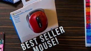 Microsoft Bluetooth Mobile Mouse 3600 - ماوس بلوتوث مايكروسوفت 3600