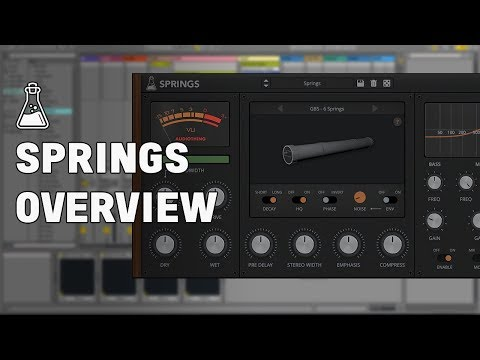 AudioThing's Springs is more than just a reverb plugin | MusicRadar