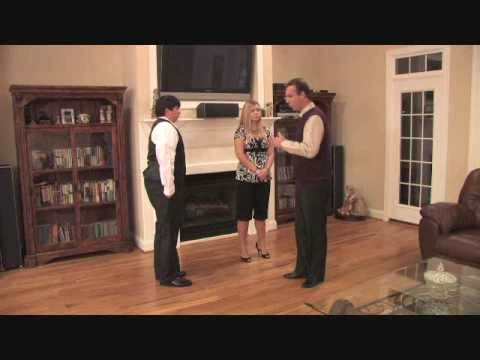 Learn to Dance with Three Easy Steps - YouTube