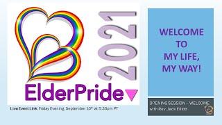 Welcome to ElderPride 2021