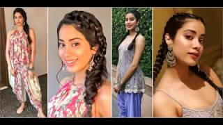 Braid Hairstyle//Punjabi Braid Look