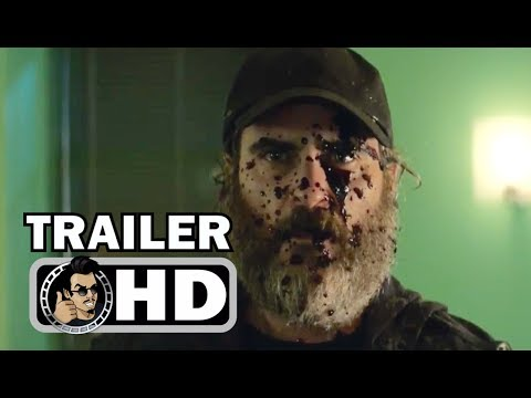 YOU WERE NEVER REALLY HERE Official Trailer (2017) Joaquin Phoenix Mystery Thriller Movie HD