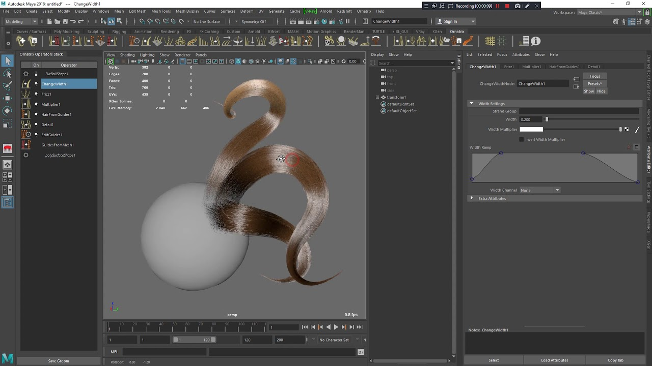 Hair Production: CGI vs Real-Time Workflows