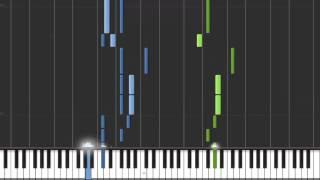 DEMI LOVATO - NEON LIGHTS Piano Cover ( Sheet Music + MIDI )