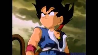 Goku's Strongest Kamehameha Wave