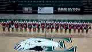 2008 Mid American Pom Pon State Champs Garden City