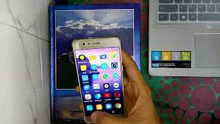 HONOR 8 NEW UPDATE NOUGAT ANDROID 7.0 SHORT REVIEW
