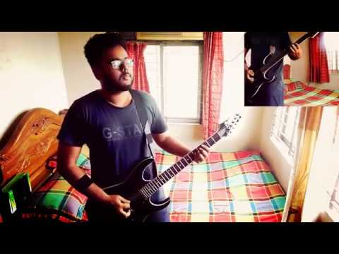 Well Enough Alone guitar cover by Ay@n