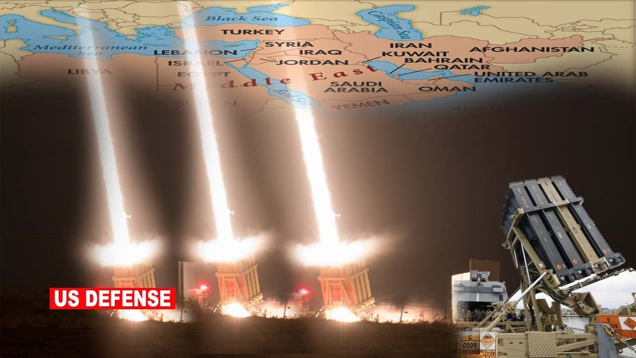 Download Most feared by lran: Just How Accurate Is Israel's Iron Dome Missile Defense System