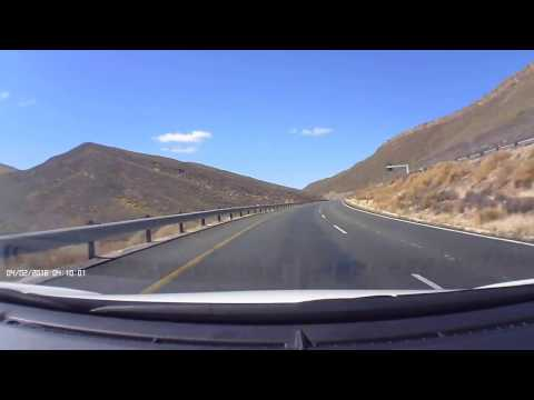 N1 Drive To Beaufort West