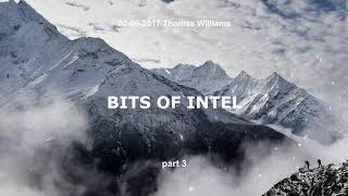 Bits of Intel - part 3