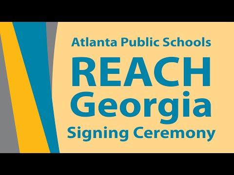 APS REACH Scholarship Award Ceremony