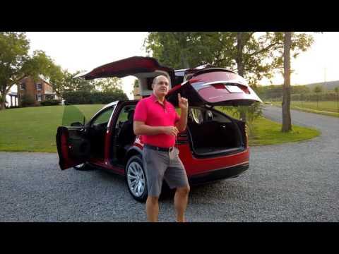 Repeat 2019 Tesla Model X P90D w/Ludicrous Mode Up, Test
