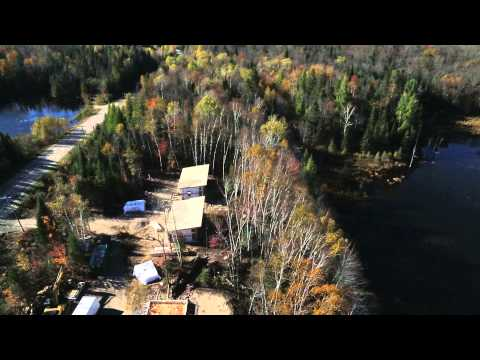 Domaine de Belair Tremblant *Projet Resort et Residences* Video 5 - Mont Tremblant Quebec (8994)