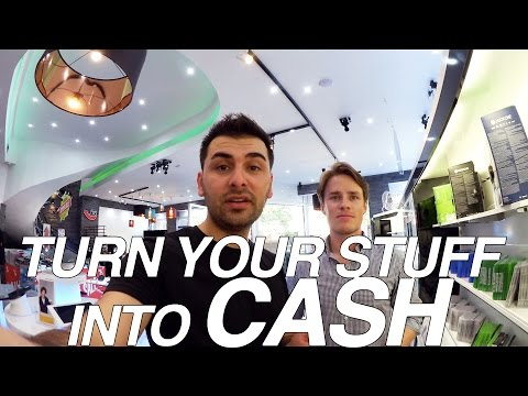 Turn your STUFF into CASH! #MeetTheEntrepreneurs #2