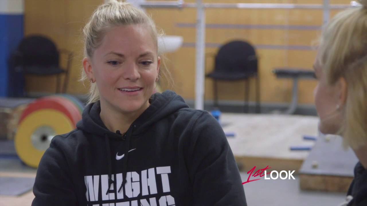 Pint Sized Weightlifter Morghan King makes her Olympic Debut in Rio!
