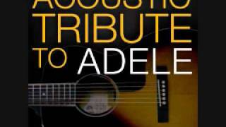 Chasing Pavements - Adele Acoustic Tribute