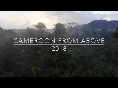 Cameroon From Above - 2018